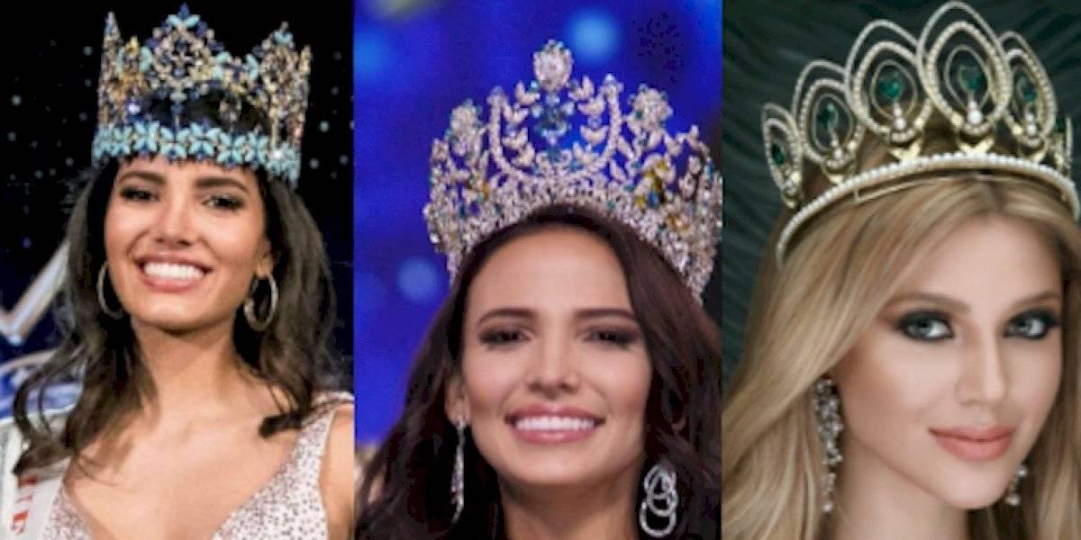 10 reinas boricuas destacadas entre 2010-2019