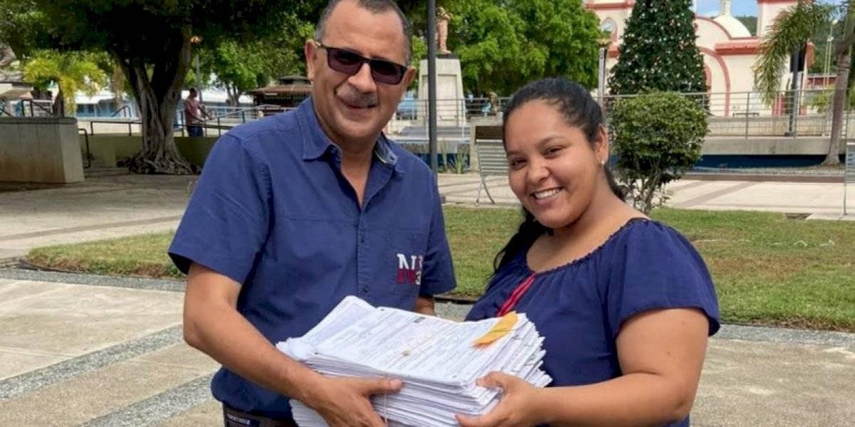 Abel Nazario supera el 100 por ciento de endosos para candidatura independiente