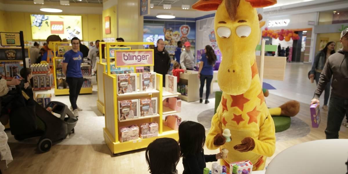 Toys R Us ofrecerá experiencia interactiva para subir ventas