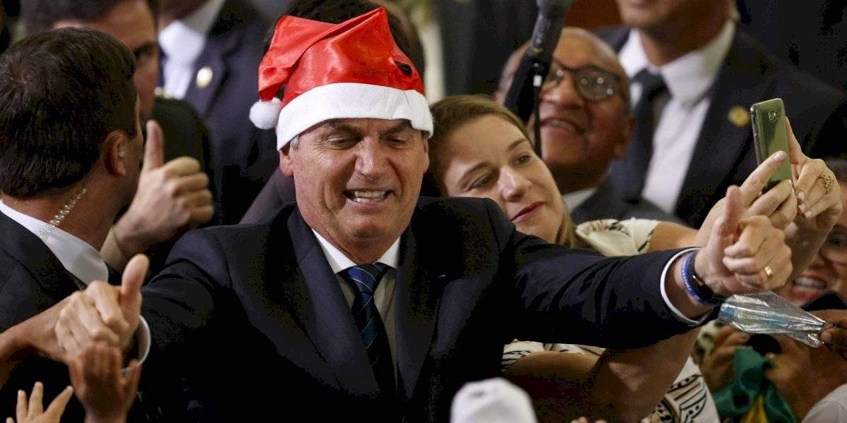 Presidente de Brasil concede indultos a policías que mataron