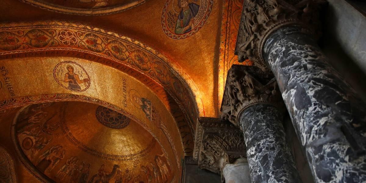 La Basílica de San Marcos sufre graves daños en inundaciones