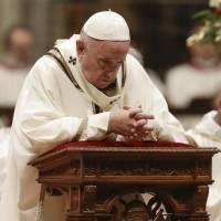 El papa Francisco pide a los países que compartan la vacuna del COVID-19