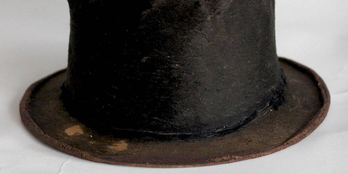 Estudio no halla evidencia de que sombrero en museo sea de Abraham Lincoln