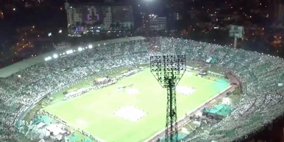El video de navidad de Atlético Nacional que los hinchas catalogan de hermoso y creativo
