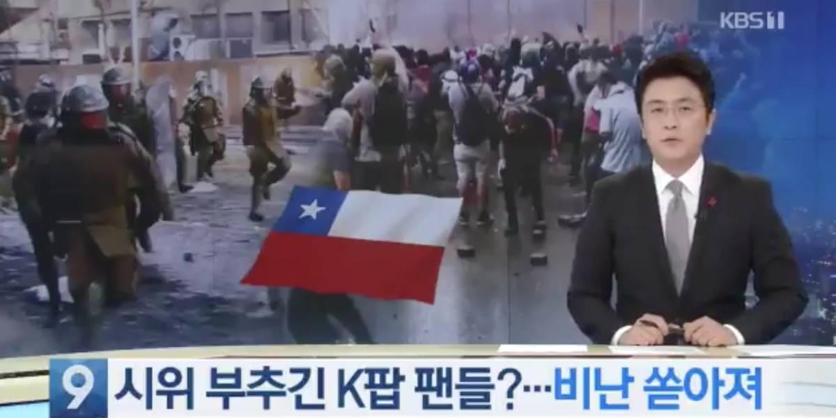"""El informe traspasó las fronteras: medios de Corea del Sur reportan análisis Big Data que acusa al K-Pop de """"influir"""" al estallido social"""