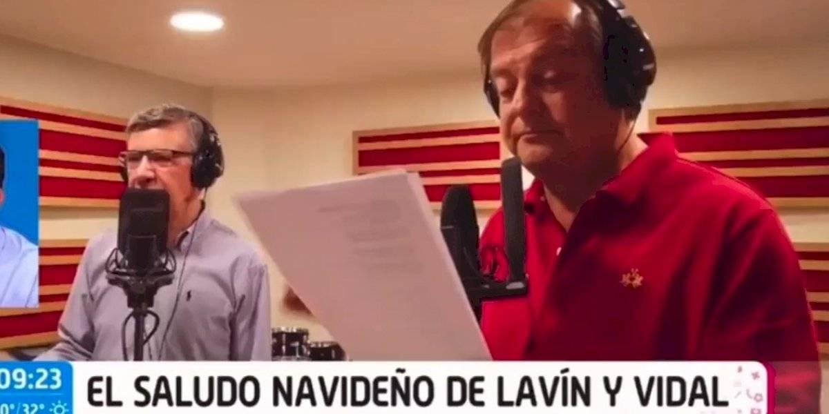 """""""La Navidad está oficialmente destruida"""": tuiteros en picada contra Lavín y Vidal por grabar videoclip haciendo galletas y cantando famoso villancico"""