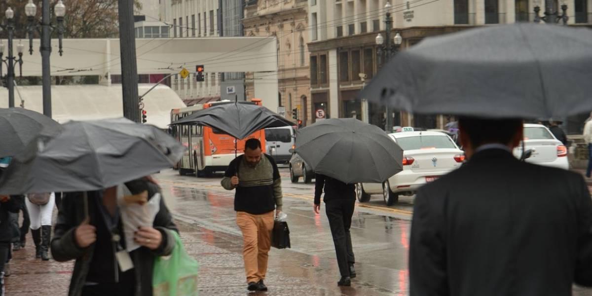 São Paulo registra segundo maior volume de chuvas do ano