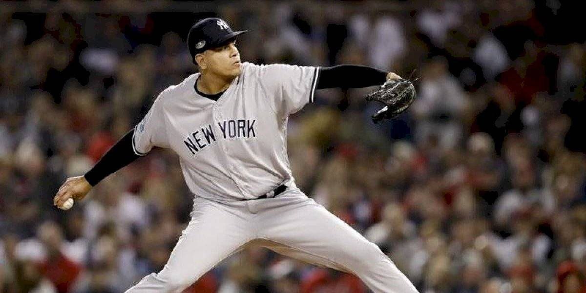 Mets de Nueva York adquieren al relevista Dellin Betances