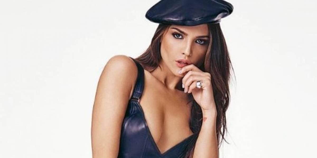 Eiza González es confundida con actriz erótica por ardiente video en Instagram