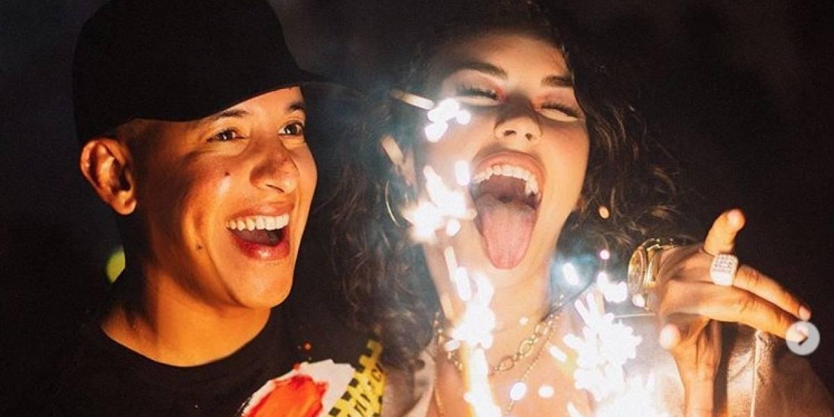 Este es el novio de la guapa hija de Daddy Yankee ¡Su padre está celoso!