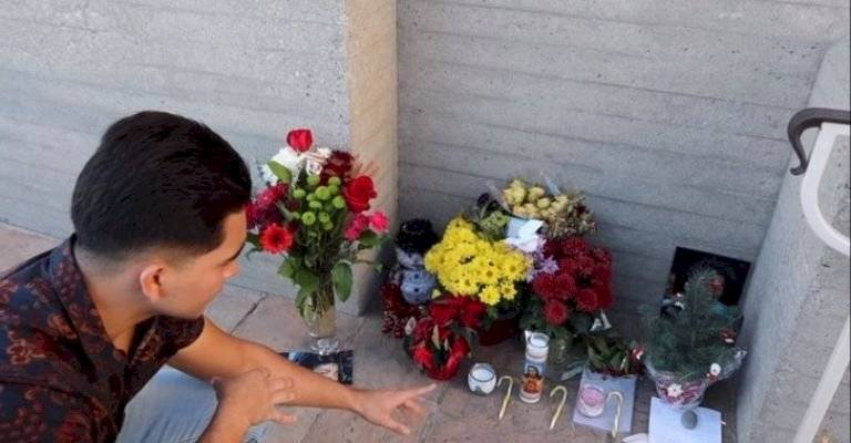 Así es la ostentosa tumba de Michael Jackson captura de pantalla