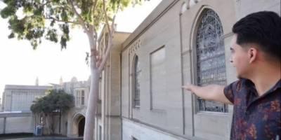 Así es la ostentosa tumba de Michael Jackson