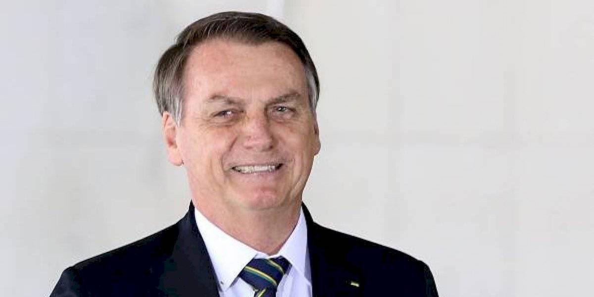 Bolsonaro, presidente de Brasil, sufrió accidente doméstico