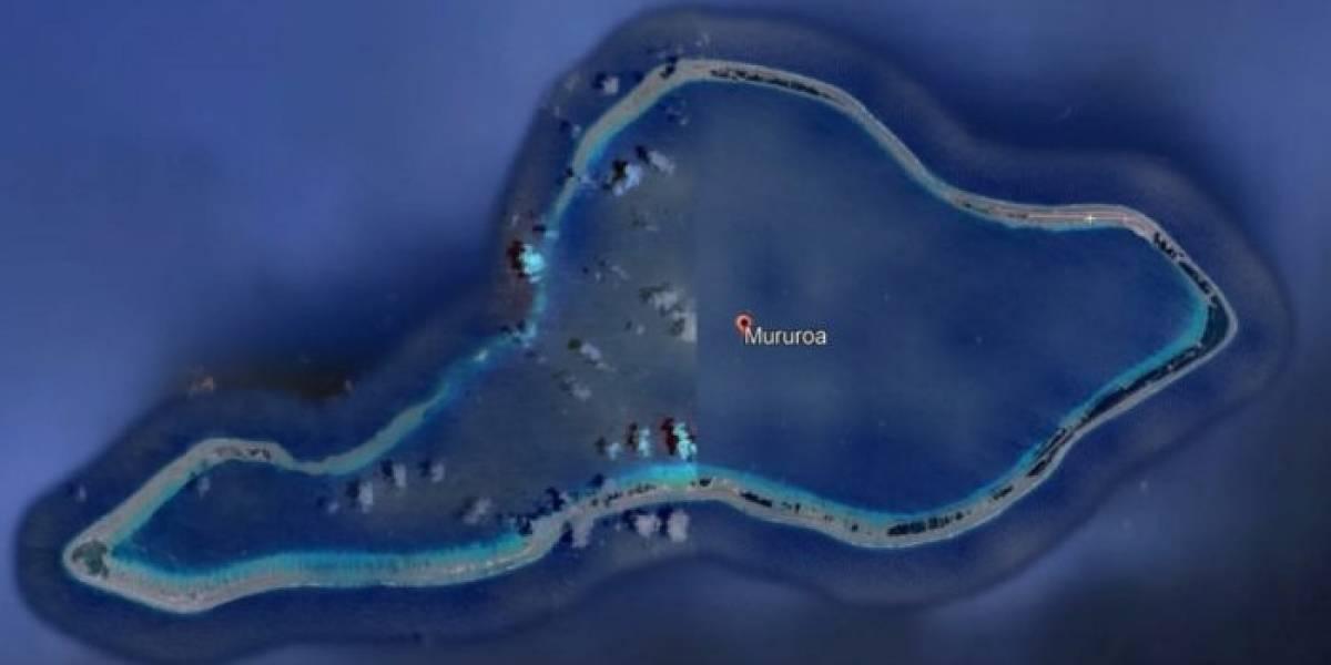 Esta es la isla prohibida que Google Maps censura en sus imágenes
