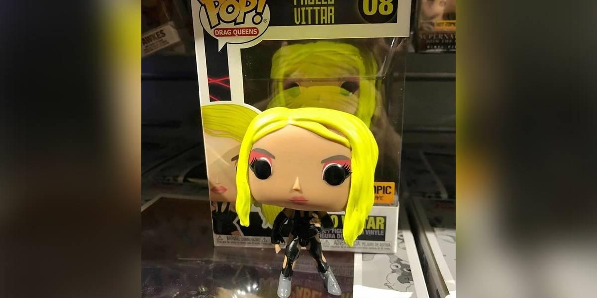 Pabllo Vittar terá boneca colecionável da 'Funko Pop!'