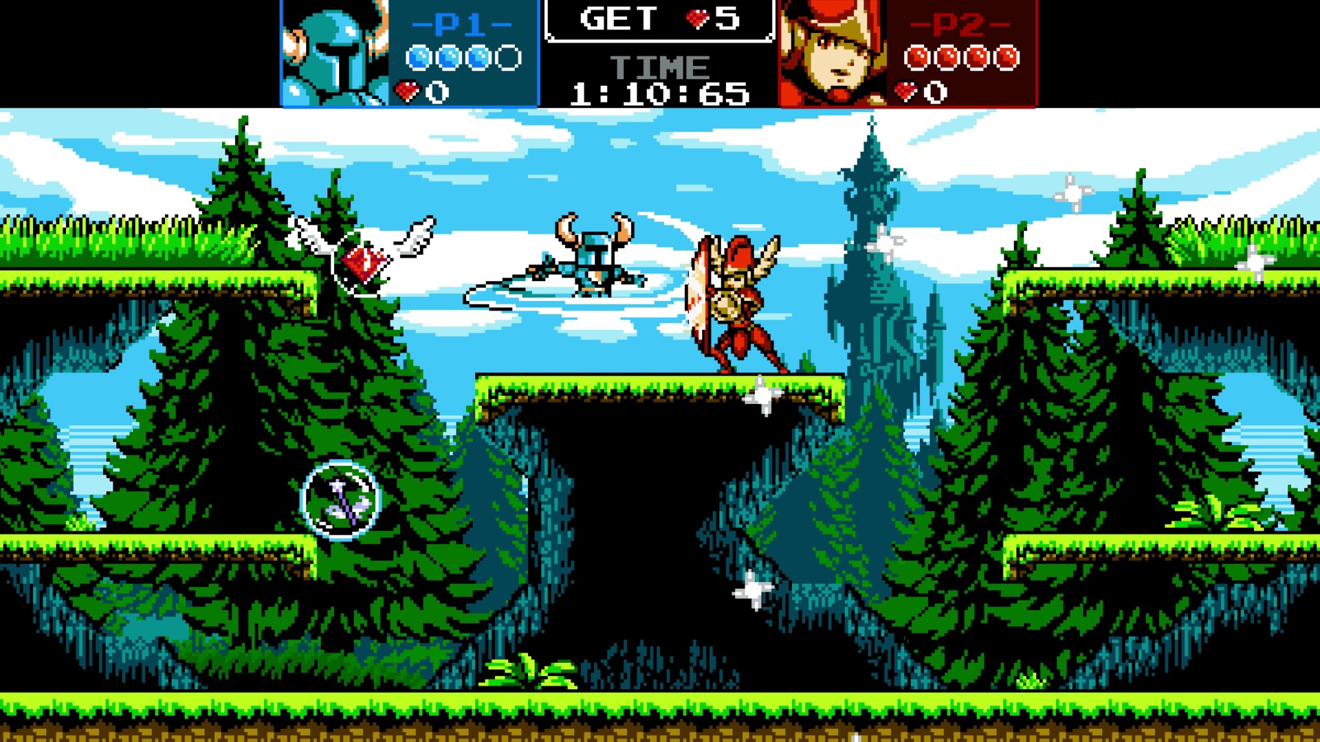 Un Reflejo De Golpes Review Shovel Knight Showdown Fw Labs