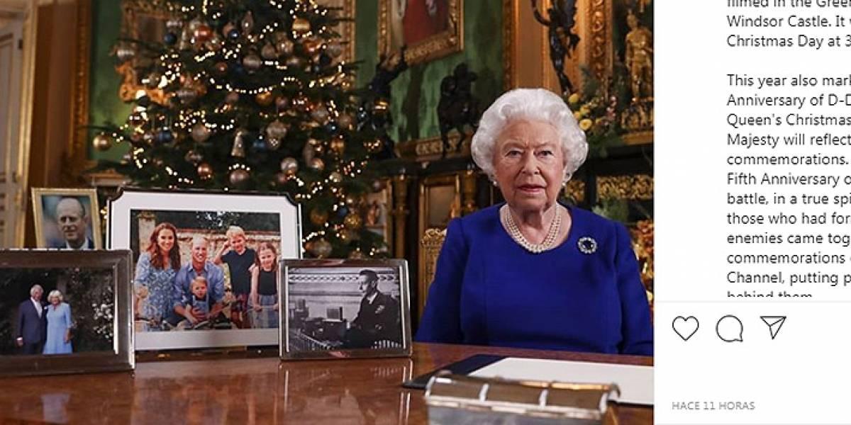 Semana de los desaires: Reina Isabel deja de lado a Harry, Meghan y Archie en foto oficial