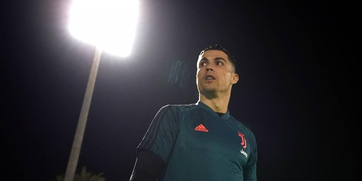 (VIDEO) Cristiano Ronaldo reaccionó contra hinchas que le gritaron Messi