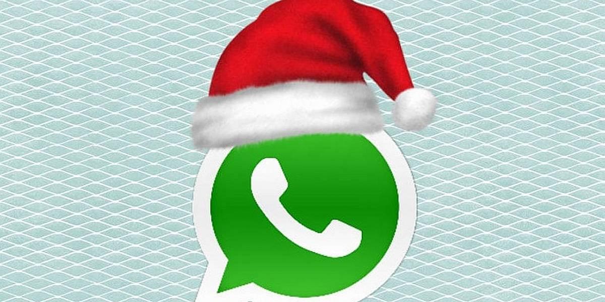 WhatsApp: Te decimos como descargar los stickers navideños