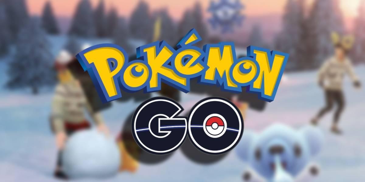 Pokémon Go: Esto es todo lo que trae el evento de Invierno 2019