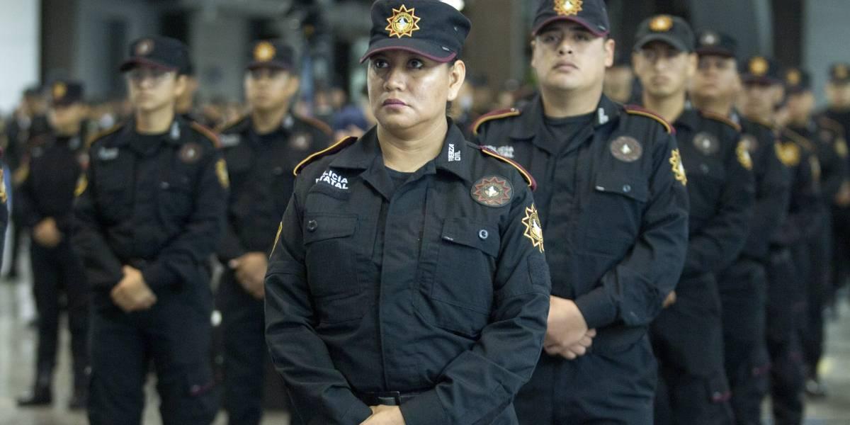 Crecen 103% homicidios de policías en México: ONG
