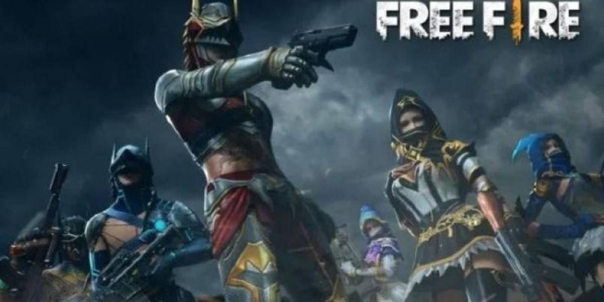 Free Fire: Te decimos donde encontrar el tesoro pirata del día 25