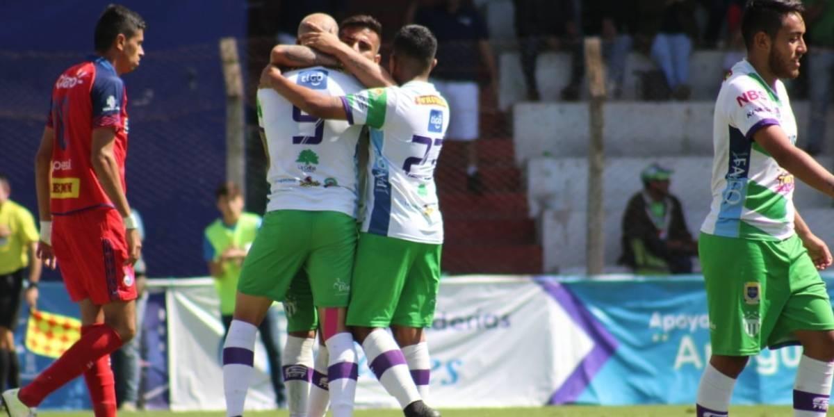 ¿Dónde ver el juego de la final de ida del Apertura 2019 entre Antigua GFC y Municipal?