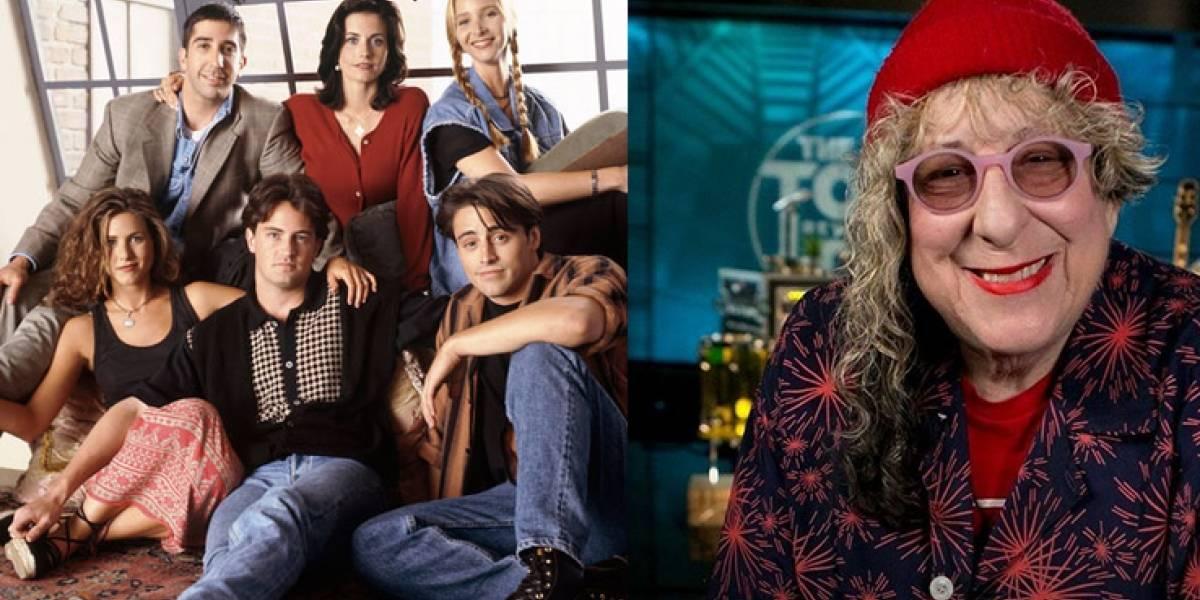 Muere la artista que compuso la canción de Friends
