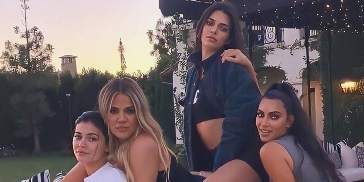 Hermanas Kardashians celebran la Navidad con derroche de lujos