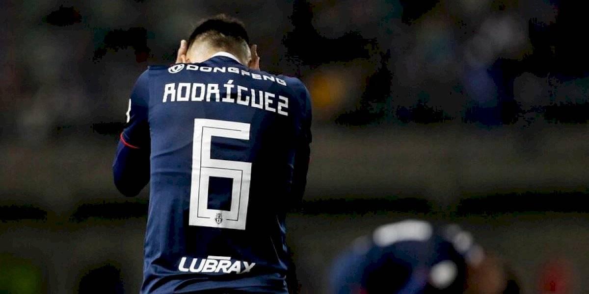 La teleserie sigue: Las trabas monetarias que dificultan la renovación de Matías Rodríguez en la U