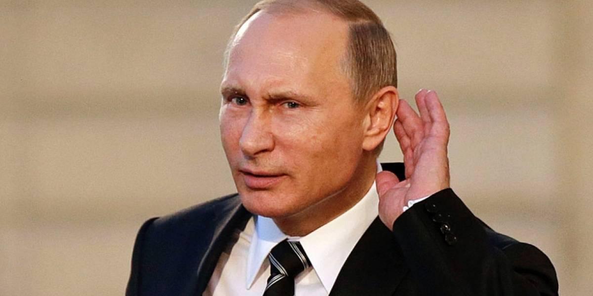 """Putin cierra la puerta al matrimonio homosexual en Rusia: """"Mientras yo sea presidente habrá papá y mamá"""""""