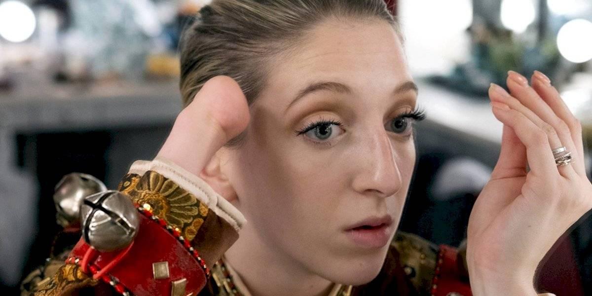 Bailarina sin mano hace historia con las Rockettes