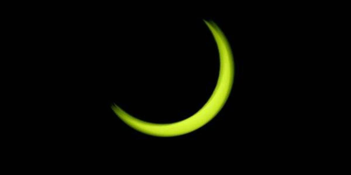 Assim foi o último eclipse solar anular, o 'anel de fogo' de 2019