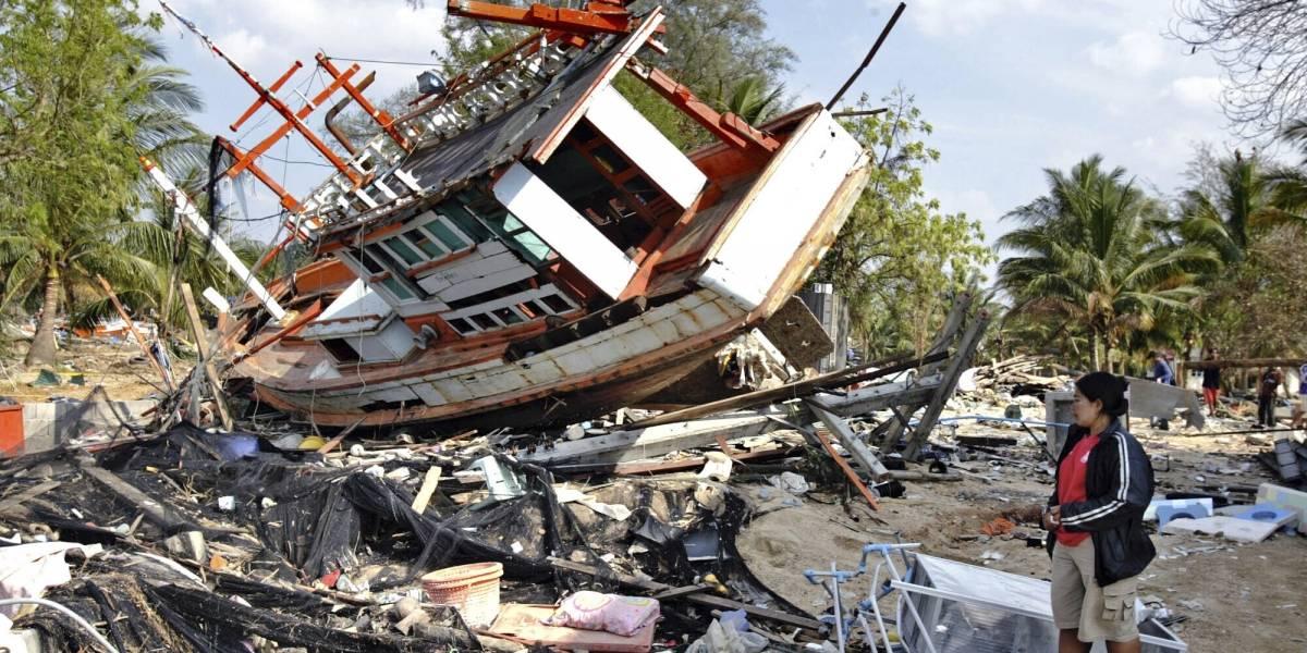 Se conmemoran 15 años del terremoto y tsunami en el Océano Índico
