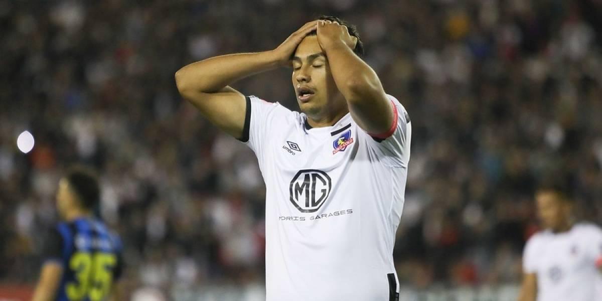 """Iván Morales y la lucha por un puesto en Colo Colo: """"Sé que tengo que competir, nunca me ha tocado fácil"""""""
