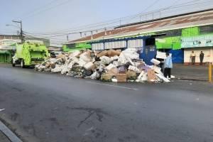 Municipalidad de Guatemala retira basura en Navidad