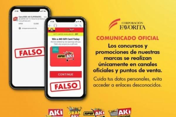 Comunicado Super Aki