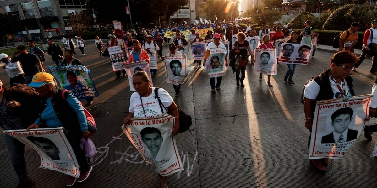 Escalofriante versión sobre lo que habría acontecido con 43 estudiantes desaparecidos en México