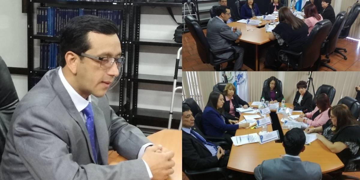 CCJ concluirá fase de entrevistas y evaluación de aspirantes a magistrado