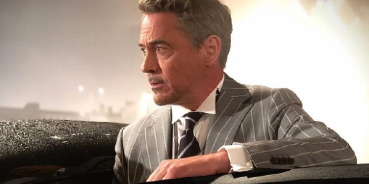 Descubre el extraño hobbie de Robert Downey Jr. en estas fiestas