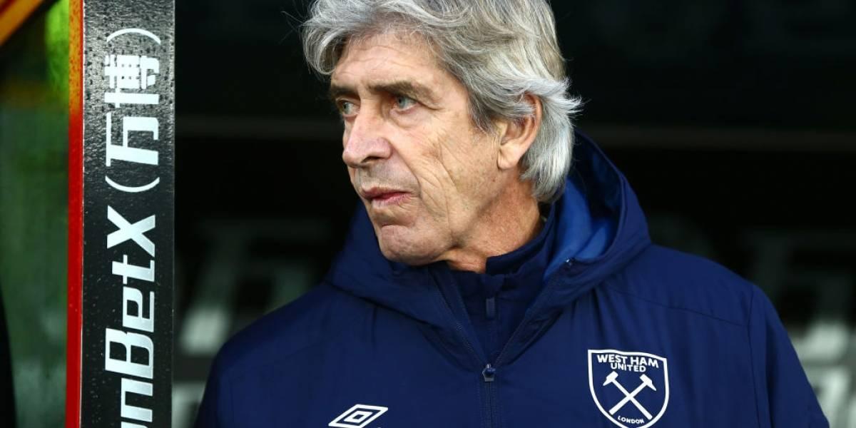 Triste Navidad para Pellegrini: El West Ham perdió en el último minuto del Boxing Day y sigue asustado con el descenso