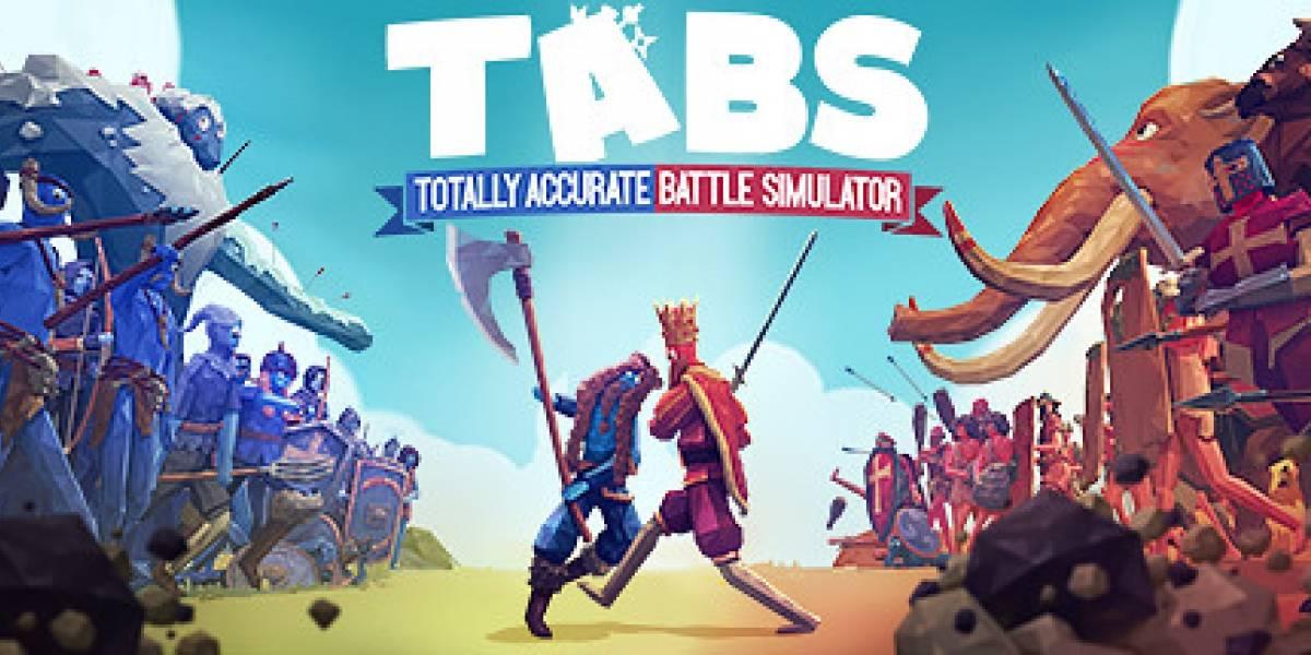 Totally Accurate Battle Simulator está disponível gratuitamente na Epic Games Store