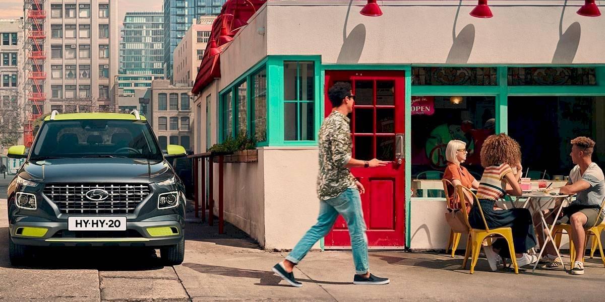Hyundai pone una nueva puerta de entrada a sus SUV con el Venue