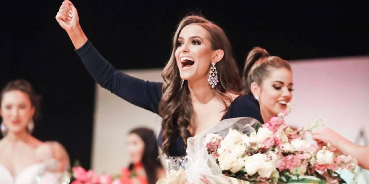 Un experimento químico hizo ganadora a la nueva Miss America 2020