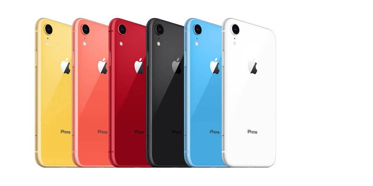 Resulta que el iPhone XR fue un éxito de ventas mundial este 2019
