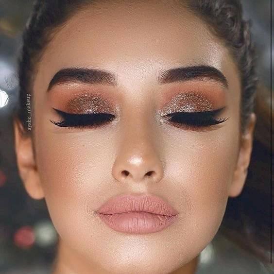 maquillaje para año nuevo 2020