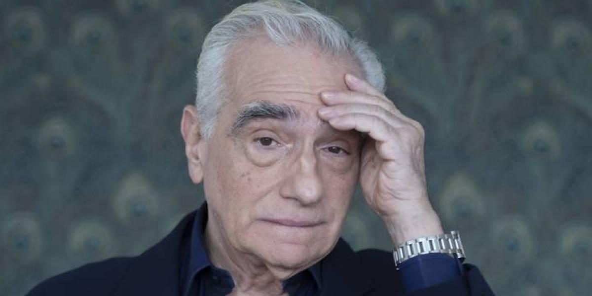 La hija de Martin Scorsese lo trollea magistralmente para Navidad