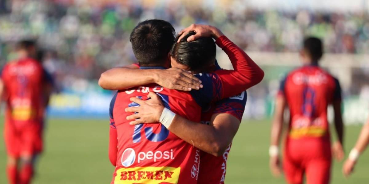 VIDEO. Rudy Barrientos con un gol de ensueño en la final del Apertura 2019