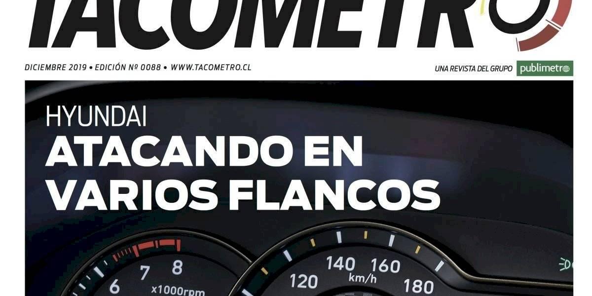 Ya está disponible la última revista Tacómetro de 2019