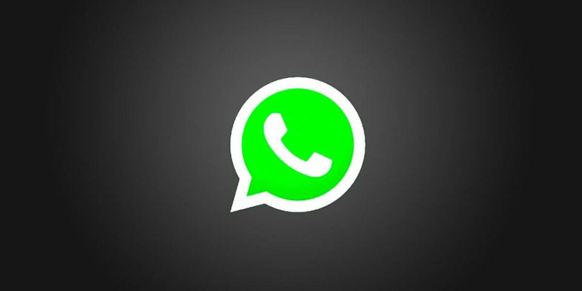 WhatsApp: Parece que ahora si ya está por estrenarse el Modo Oscuro en iOS y Android